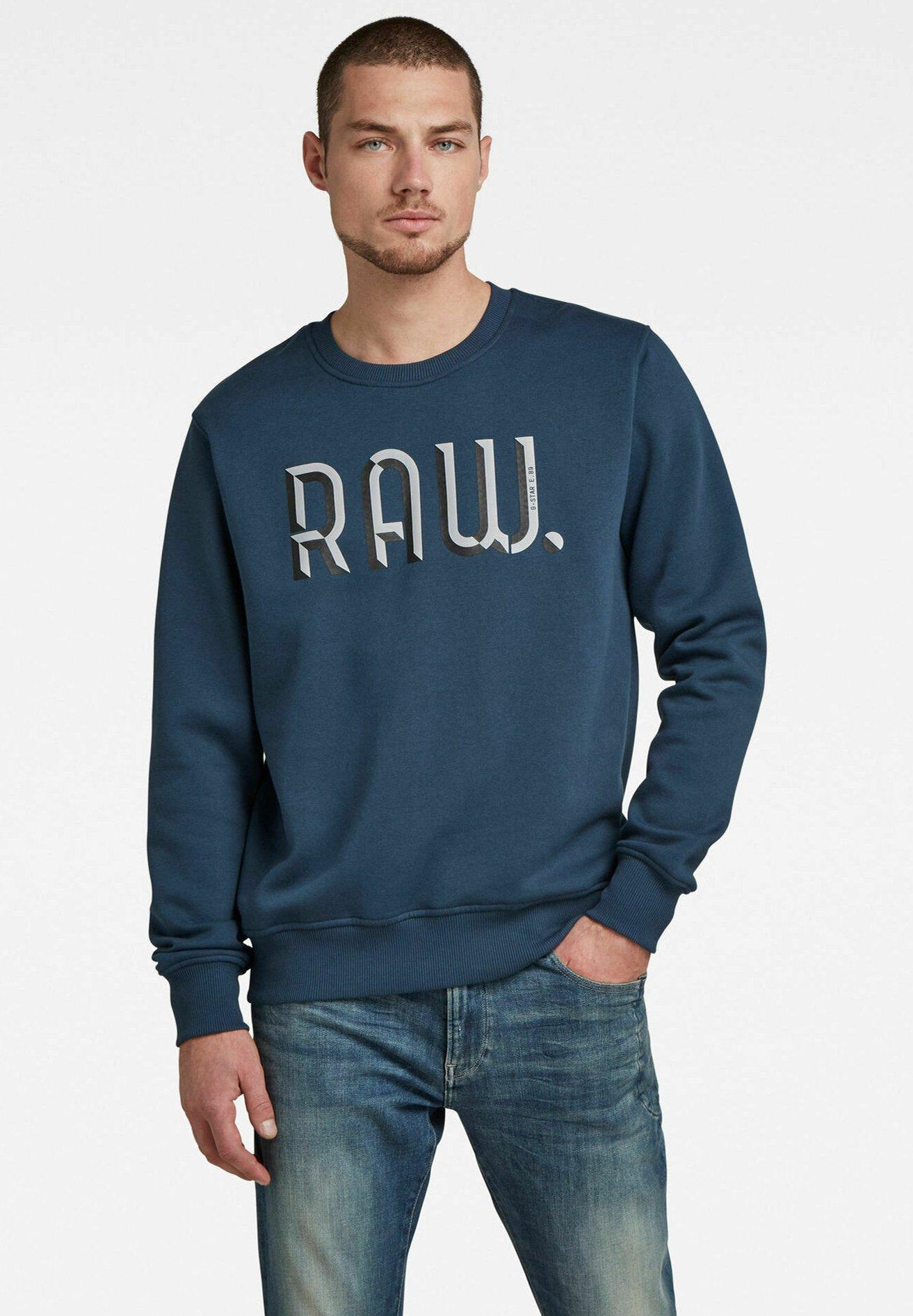 Homme D RAW. R SW - Sweatshirt