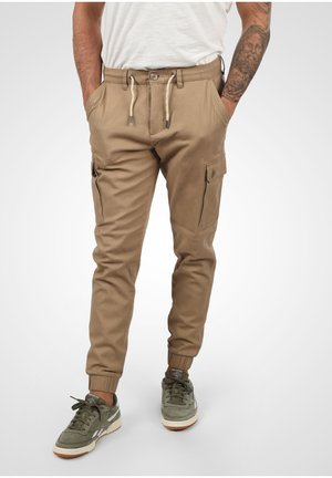 Pantaloni cargo - beige brown