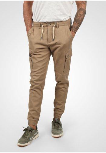 Cargo trousers - beige brown