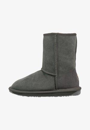 STINGER LO - Snowboots  - charcoal (grau)