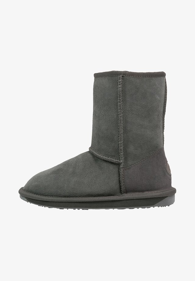 STINGER LO - Classic ankle boots - charcoal (grau)