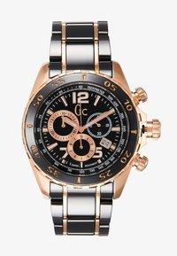 Gc Watches - Montre à aiguilles - black/gold - 1