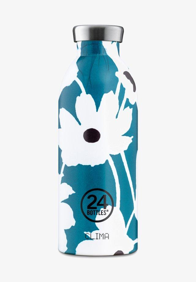 TRINKFLASCHE CLIMA BOTTLE BOTANIQUE - Other accessories - blau