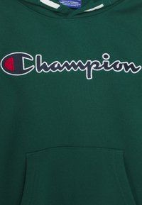 Champion - ROCHESTER LOGO HOODED  - Hoodie - dark green - 2
