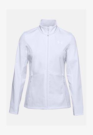 SHIELD  - Training jacket - white