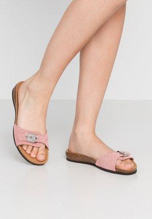 BAHAMAIS - Domácí obuv - rose