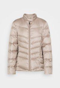 Lauren Ralph Lauren - PEARL SHEEN RACER MOTO SOFT - Down jacket - luxe - 5