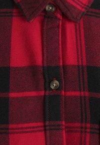 Hollister Co. - UPDATE - Bluse - red/black - 2
