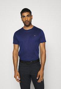 Calvin Klein Golf - HARLEM TECH 3 PACK - T-shirts basic - black/navy/silver - 3