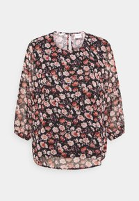 JDY - JDYKYLIE  - Blouse - black/pastel rose - 0