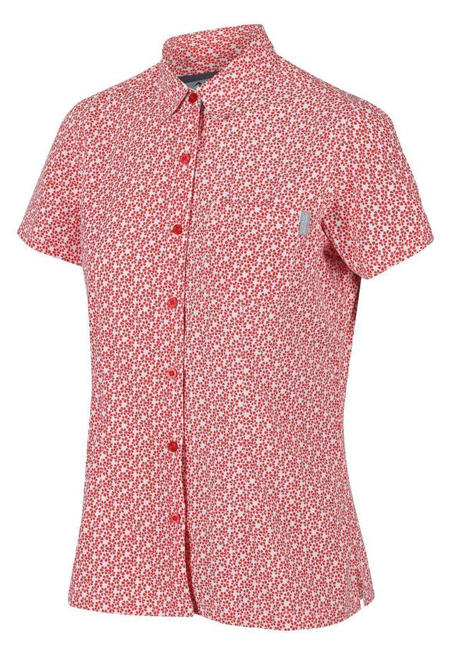 MINDANO  - Button-down blouse - redskyprint