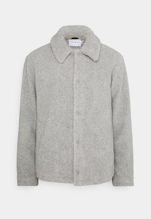 SHETLAND COACH - Lehká bunda - grey