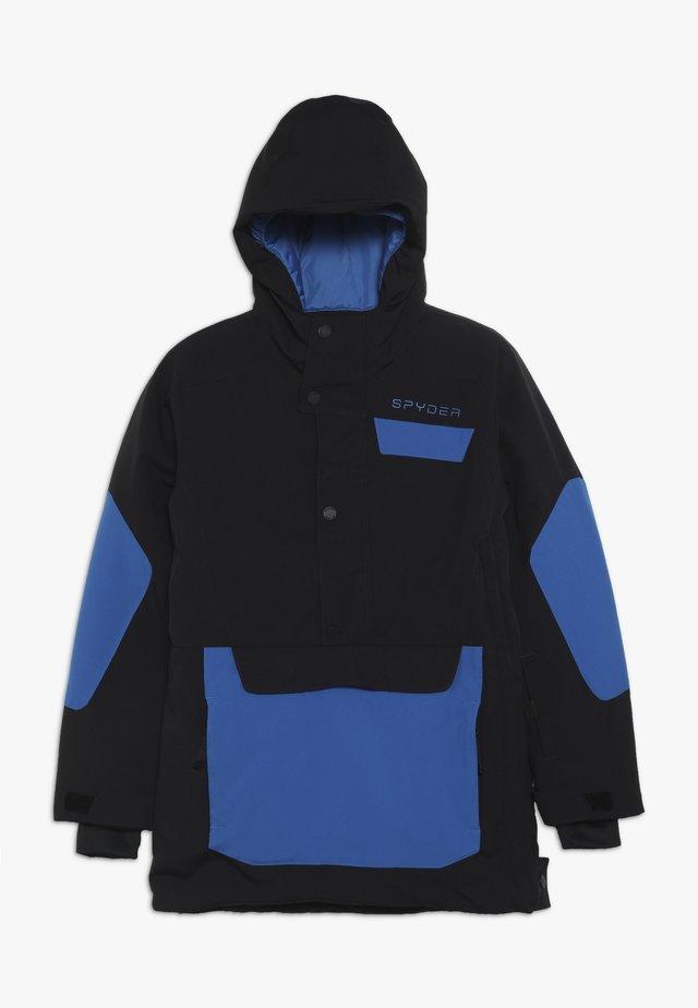 BOYS FINN - Lyžařská bunda - black