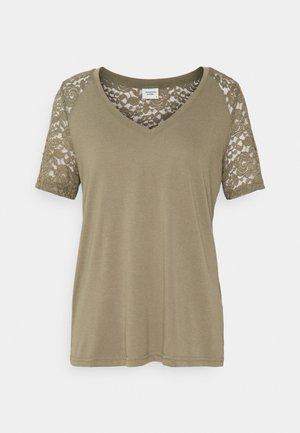 JDYSTINNE NOOS - T-shirts print - dusky green