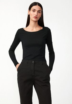 EVVAA  - Long sleeved top - black