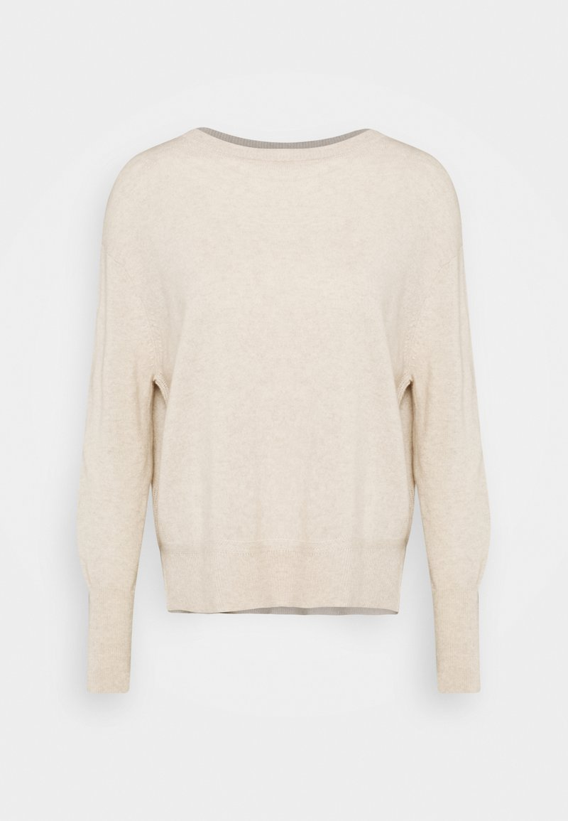 someday. - TJEDA - Pullover - cloudy cream