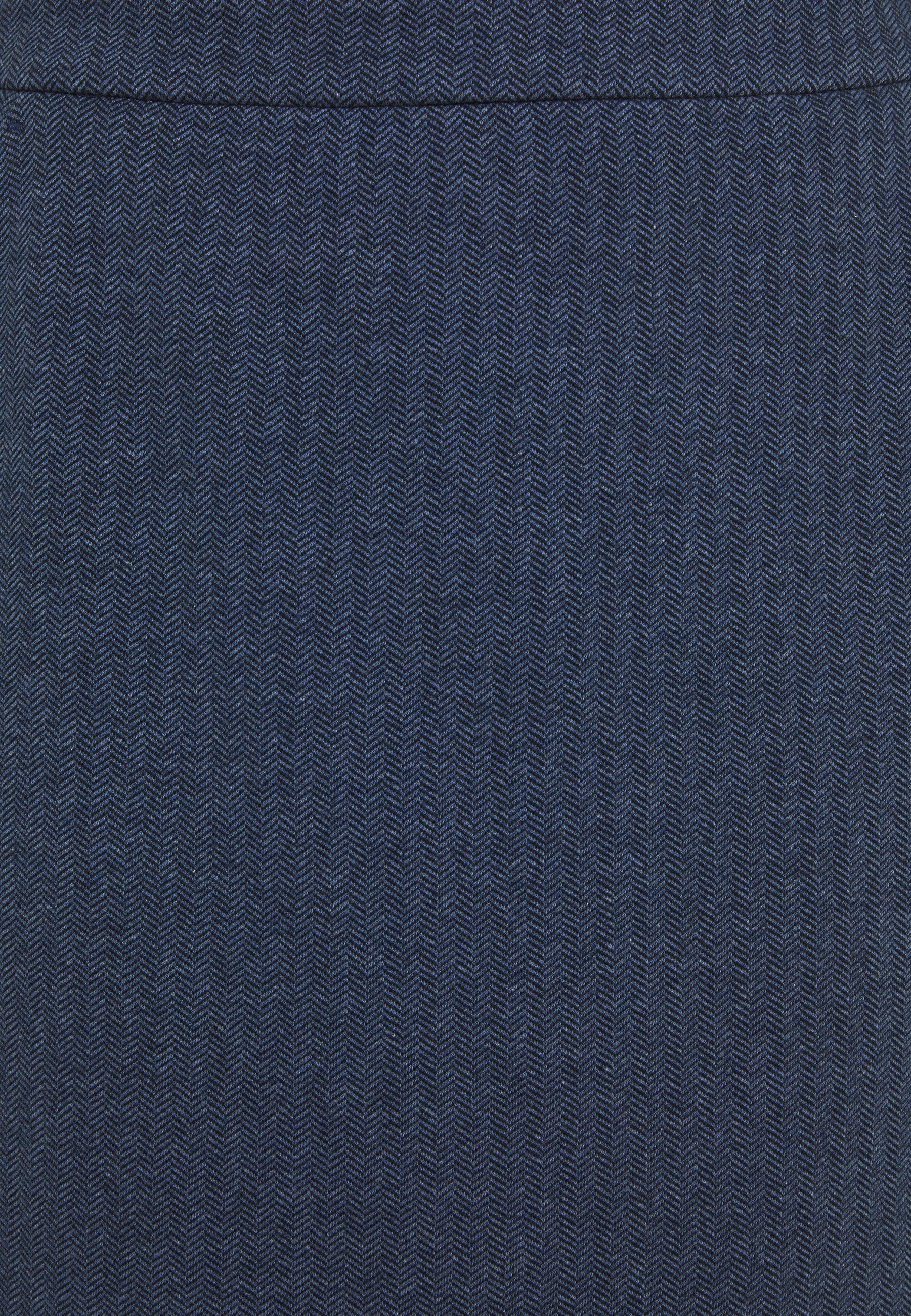 Amazing Price Women's Clothing GANT HERRINGBONE SKIRT Mini skirt persian blue iTyhknzoN
