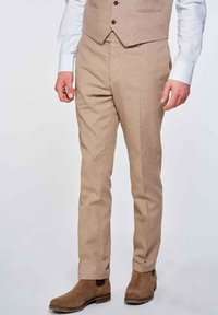MDB IMPECCABLE - Suit trousers - brown - 0