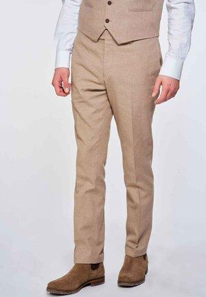 Pantalon - brown