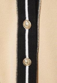 maje - MARSHALLI - Zip-up sweatshirt - beige - 2