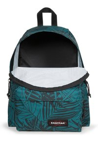 Eastpak - PADDED PAK'R CHECKED FELT - Rucksack - leaves green - 2