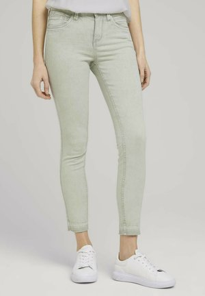 ALEXA  - Jeans Skinny Fit - prairie grass green