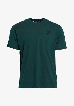 SERGIO - T-shirt basique - botnic/blk