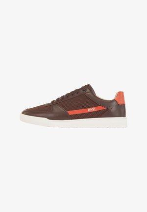 COSMOPOOL TENN MXME - Trainers - dark brown
