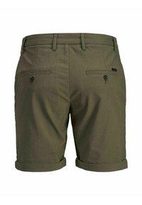 Jack & Jones PREMIUM - JJICONNOR - Shorts - dusty olive - 1