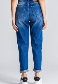 Gianni Kavanagh - Straight leg jeans - medium blue - 1