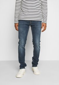 Replay - GROVER - Straight leg jeans - dark-blue denim - 0