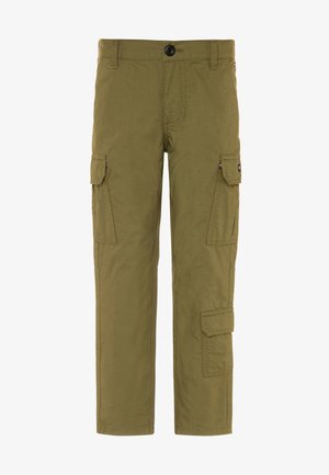 Pantalones cargo - green