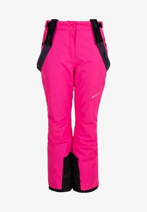 SKIHOSE FAIRFAX - Snow pants - knockout pink