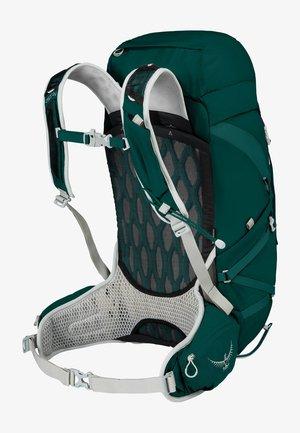 Hiking rucksack - green