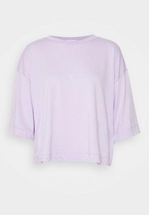 SILA - T-shirt basic - pastel lilac