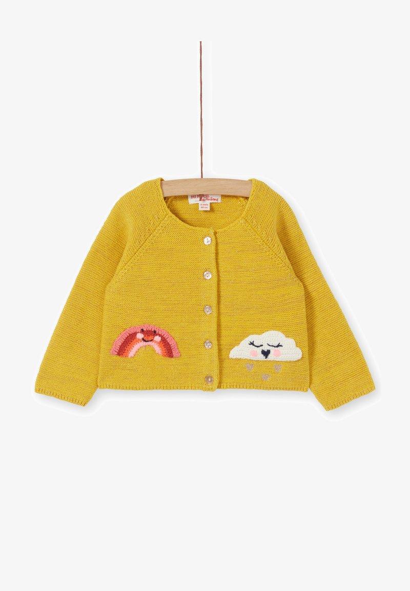 Du Pareil au Même - Cardigan - yellow