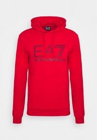 EA7 Emporio Armani - Sweatshirt - red - 0