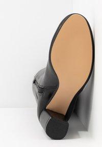 Head over Heels by Dune - SHYANA - Kozaki na obcasie - black - 6