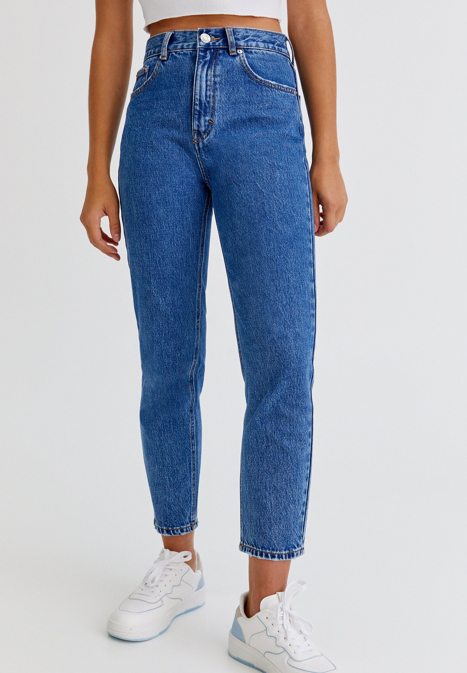 Donna MOM - Jeans baggy