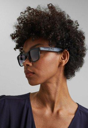 Sunglasses - navy blue
