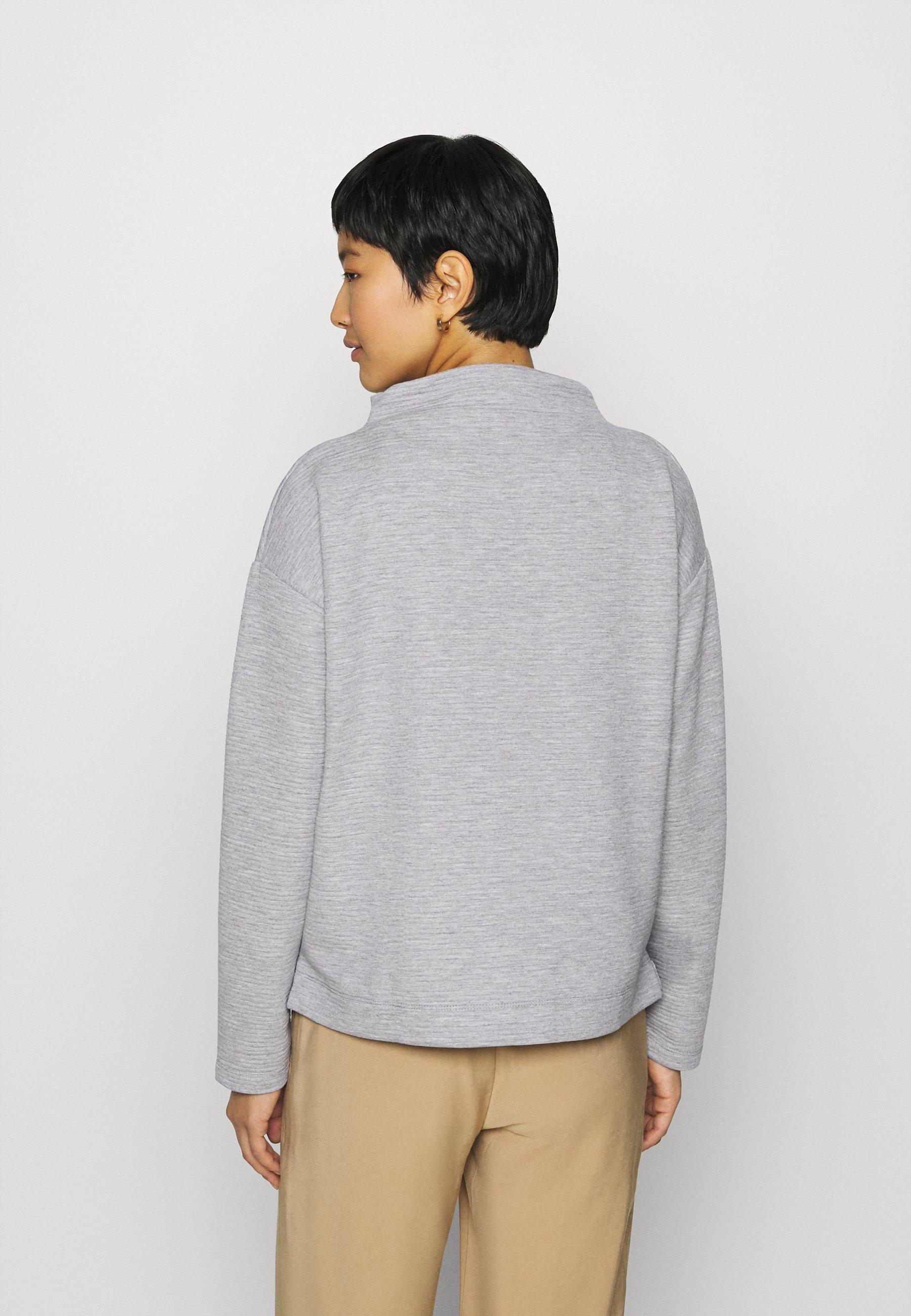 Kaffe Skye - Sweatshirt Grey Melange