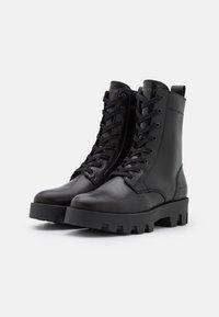 Marc O'Polo - PILAR  - Platform ankle boots - black - 2
