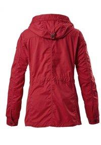 Killtec - HELDER WMN - Light jacket - red - 1