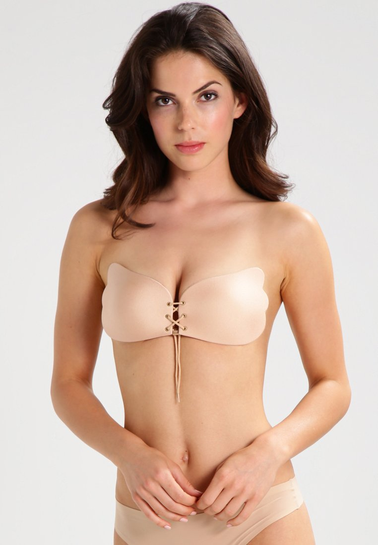 MAGIC Bodyfashion - VA VA VOOM - Strapless BH - latte