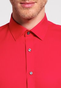 OLYMP No. Six - OLYMP NO.6 SUPER SLIM FIT - Koszula biznesowa - rot - 3