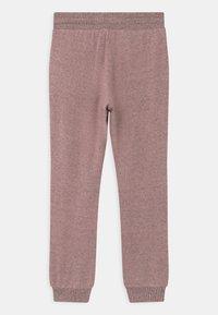 Lindex - TEEN FIONA - Pantaloni sportivi - dusty pink - 1