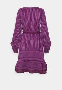 CECILIE copenhagen - LIV - Day dress - plum/violet - 1