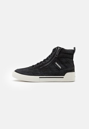 D-VELOWS S-DVELOWS - Sneakers hoog - black