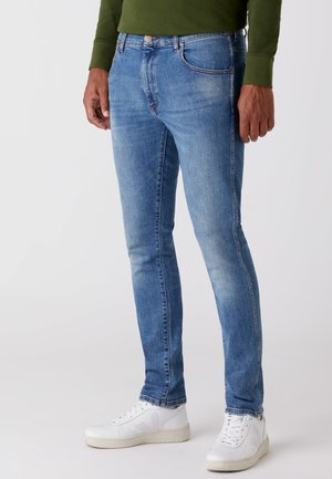 LARSTON - Jeansy Slim Fit - blue fever