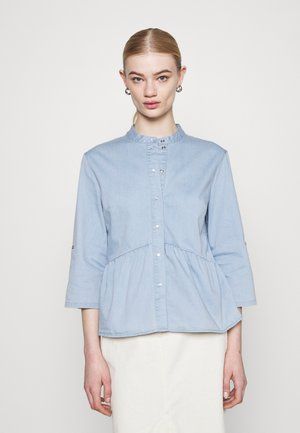 ONLCHICAGO  - Bluzka - light blue denim